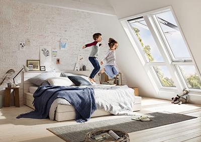 Dachfenster vergrößern für mehr Licht